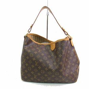 Auth Louis Vuitton Delighful Pm Tote #835L44